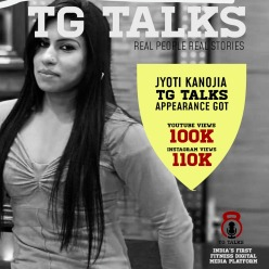 Get featured in TG Talks Magazine