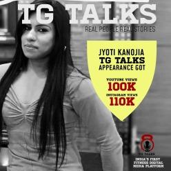 Get featured in TG Talks Magazine